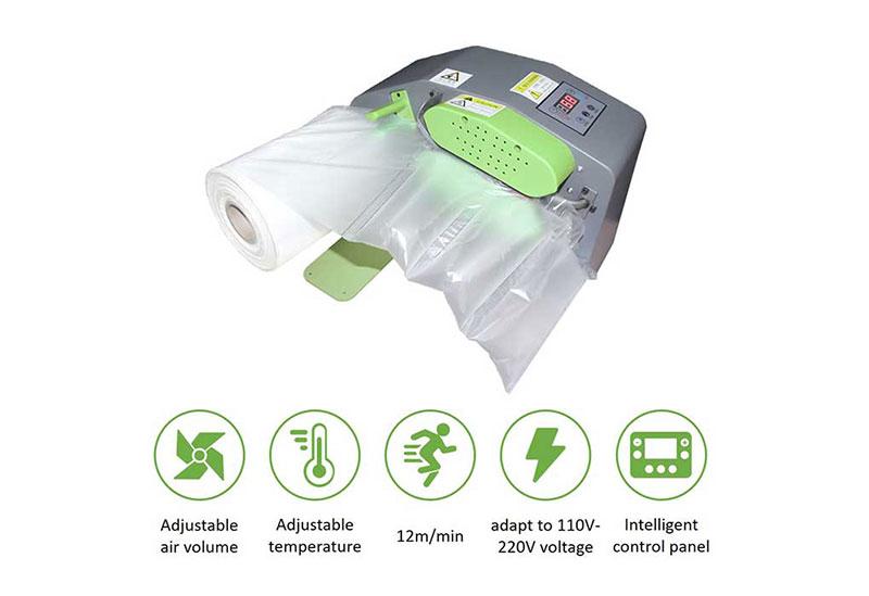 S2 air cushion machine