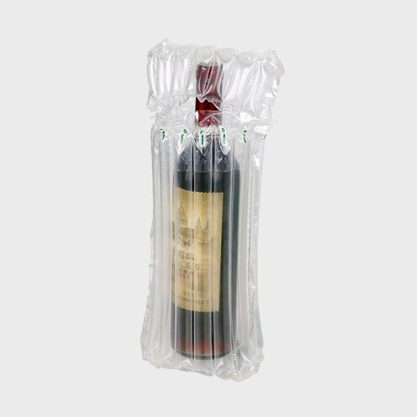 air column bag for bottles