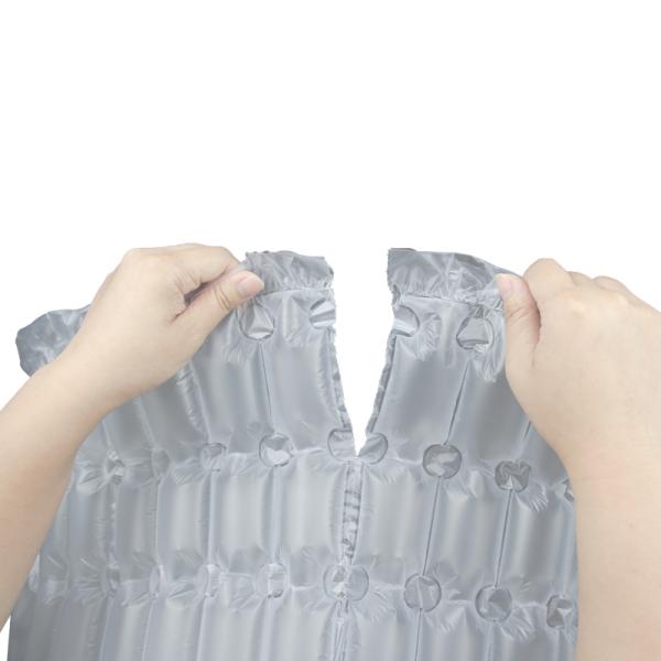 multi pillow air cushion packaging